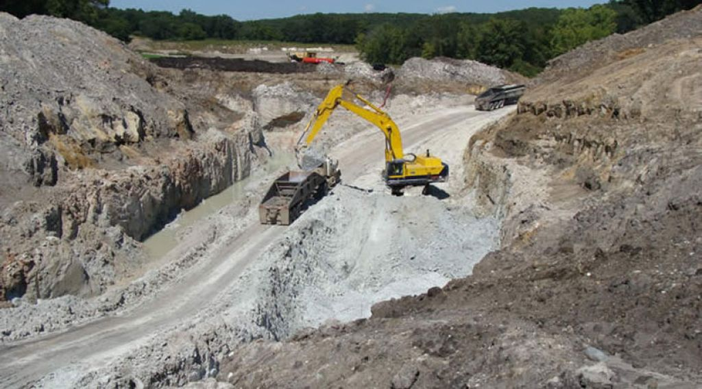 Image result for Kaolin Mining