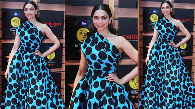Deepika Padukone in Marmar Halim at MAMI Movie Mela 2019