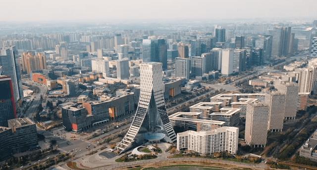 تشنجدو أحد أهم وأكبر مدن الصين
