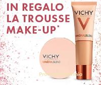 Logo Promozione ''Vichy ti regala la pochette Mineralblend'': come riceverla in regalo