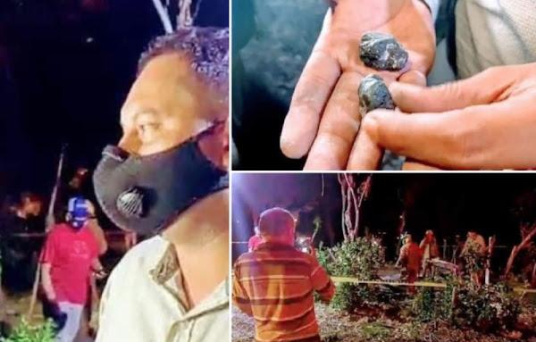 Muere hombre que tuvo contacto con el meteorito que cayo en México; se teme lo peor