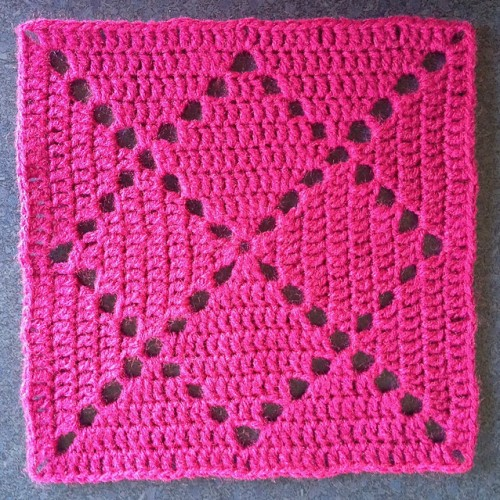 Bobby's Square - Free Pattern