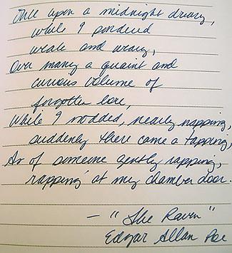 Kötü el yazısı