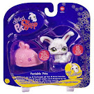 Littlest Pet Shop Portable Pets Angora Rabbit (#515) Pet