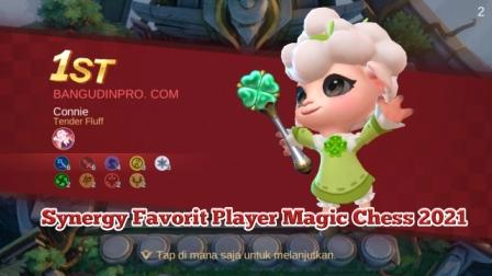 Synergy Favorit Magic Chess 2021