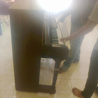 Ingin Packing Piano?