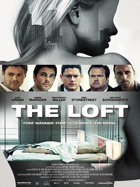 幕迷影評 | 懸念的《閣樓殺機/裸命屋》The Loft 2015