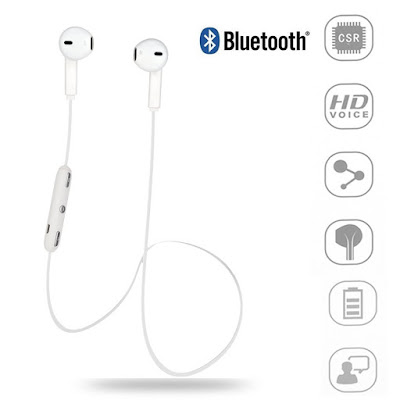 Best Samsung Galaxy S7 Sports Wireless Bluetooth Earphones