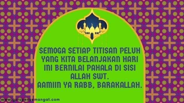 Gambar Ucapan Selamat Tahun Baru Islam 1443 H Melayu 20