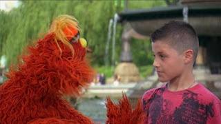 Murray What's the Word on the Street tanslate, Sesame Street Episode 4415 Rosita's Abuela season 44