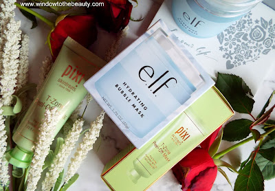 Face Masks From Pixi & Elf Review