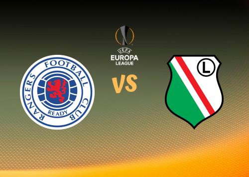 Glasgow Rangers vs KP Legia Varsovia  Resumen