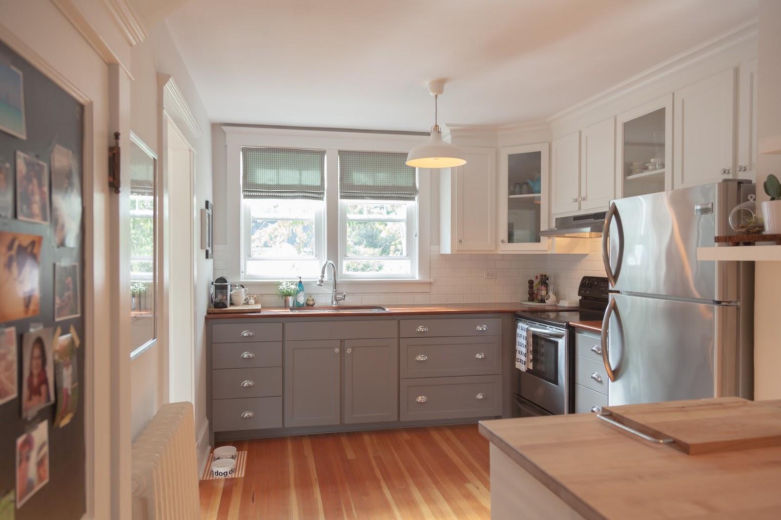 modern jane: Our Kitchen.