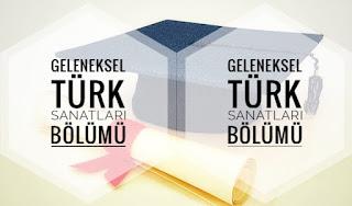 Geleneksel Türk Sanatları Bölümü Nedir İş İmkanları Maaşları