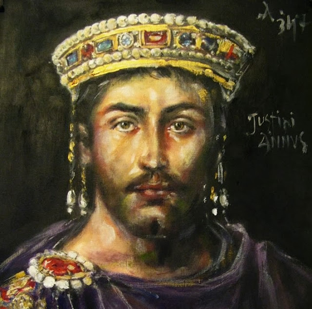 Justinian I, an Albanian son and Great Emperor
