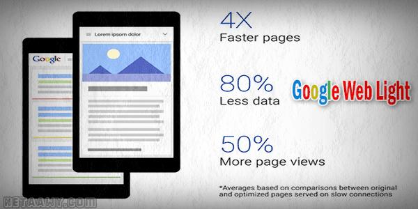 ما-هي-أداة-جوجل-ويب-لايت-Google-Web-Light-؟