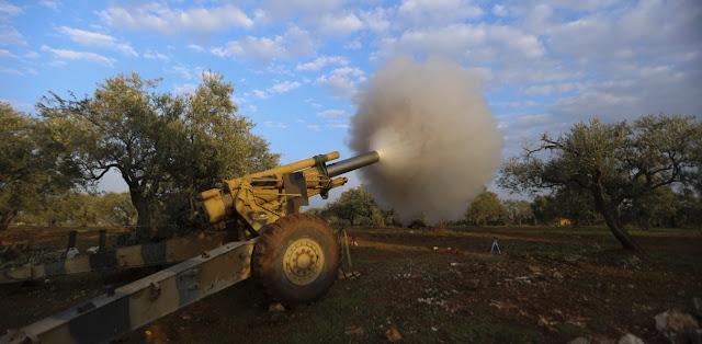Ρωσία: «Η Συρία βομβάρδισε τους Τούρκους που δεν έπρεπε να βρίσκονται εκεί»
