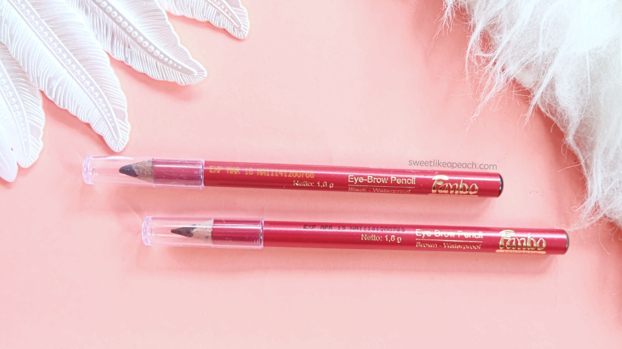 Ririeprams Beauty Blogger Indonesia Review Fanbo Eyebrow