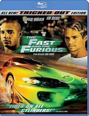 The Fast and the Furious (2001) 480p 300MB Blu-Ray Hindi Dubbed Dual Audio [Hindi + English] MKV