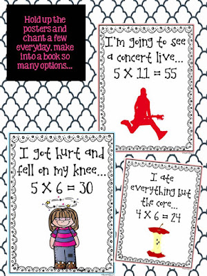 teaching multiplication