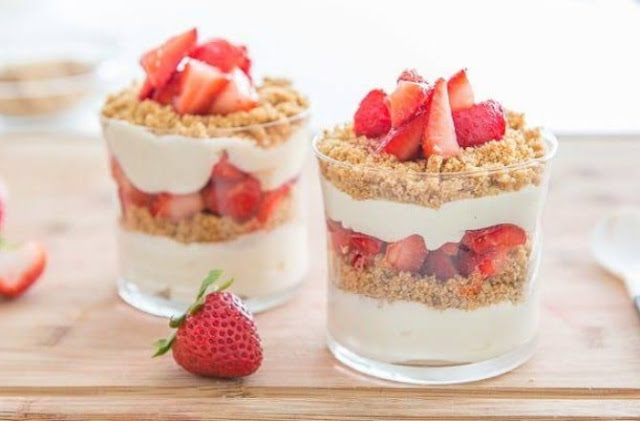 Low Carb Mini Cheesecakes #lowcarb #recipes