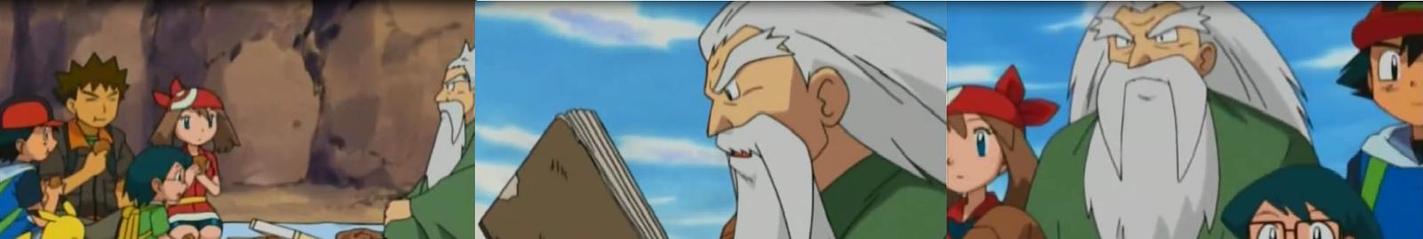 Pokemon Capitulo 12 Temporada 8 Claydol, El Gigante