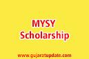 MYSY Scholarship Form 2020-21