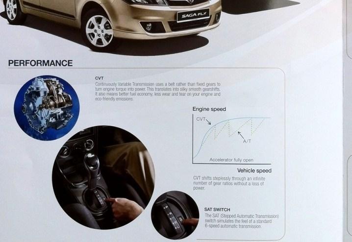 Motoring-Malaysia: Proton Saga FLX - Proton Updates The Saga
