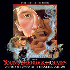 young Sherlock Holmes intrada