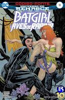 DC Renascimento: Batgirl e as Aves de Rapina #13