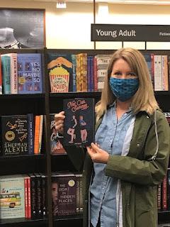 #NewBook #DebutAuthor #2021Books Spotlight on New Book Debut Author Casie Bazay
