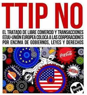tratado libre comercio, TTIP