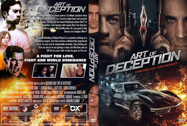 Art of Deception DVD Cover