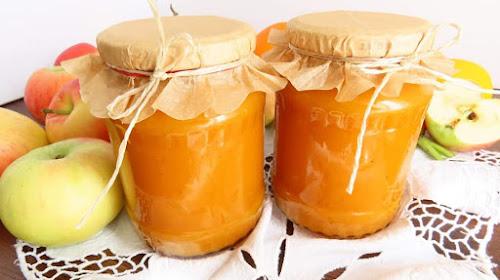 Domaći Pekmez od Jabuka 🔹 Homemade Apple Jam