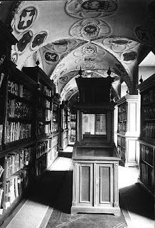 Sala rękopisów lwowskiego Ossolineum