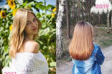 Metamorfoza brązowych włosów Weroniki | List od Czytelniczki