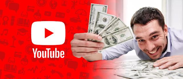 Tips dan Cara Dapat Uang Dari Youtube Dengan Android lengkap!
