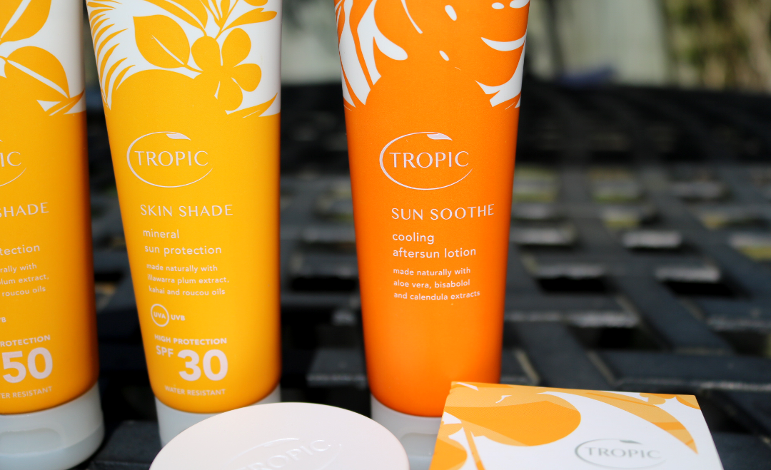 Tropic Sun Care Discovery Kit review