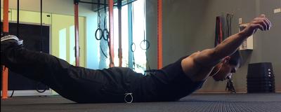 تمارين لتقوية عضلات الظهر