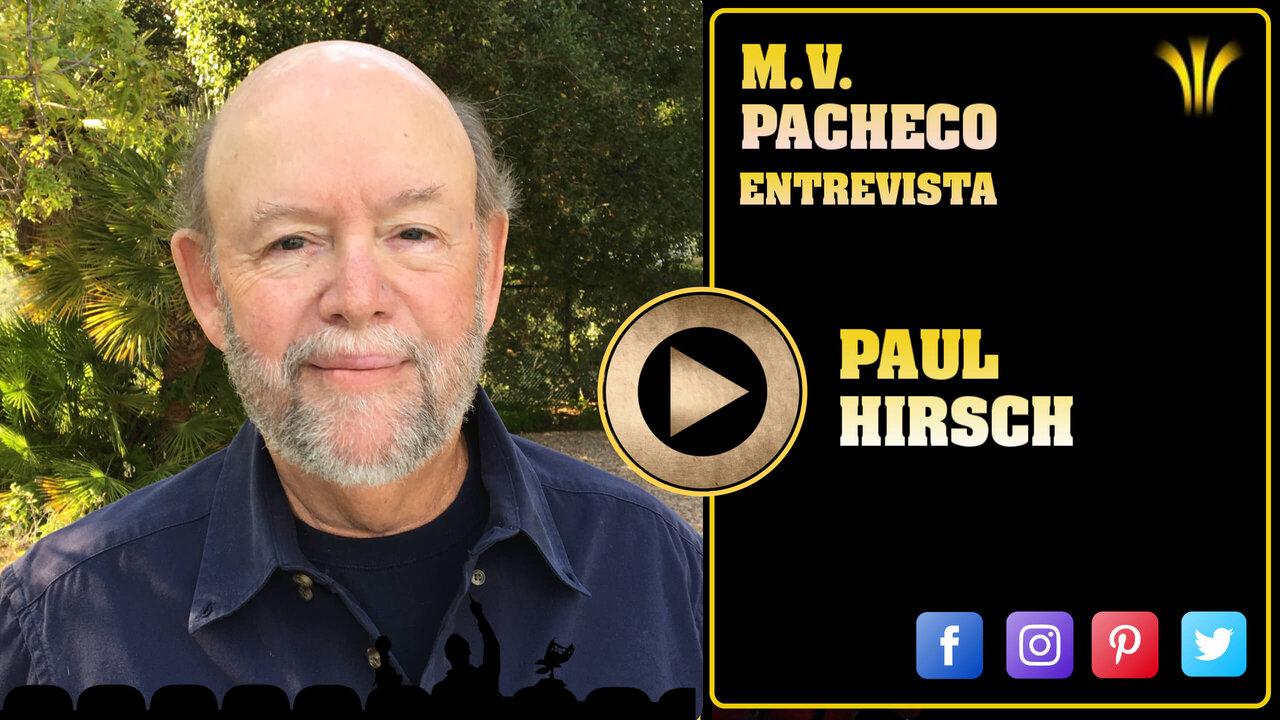 PAUL HIRSCH - RESPONDE ÀS 7 PERGUNTAS CAPITAIS