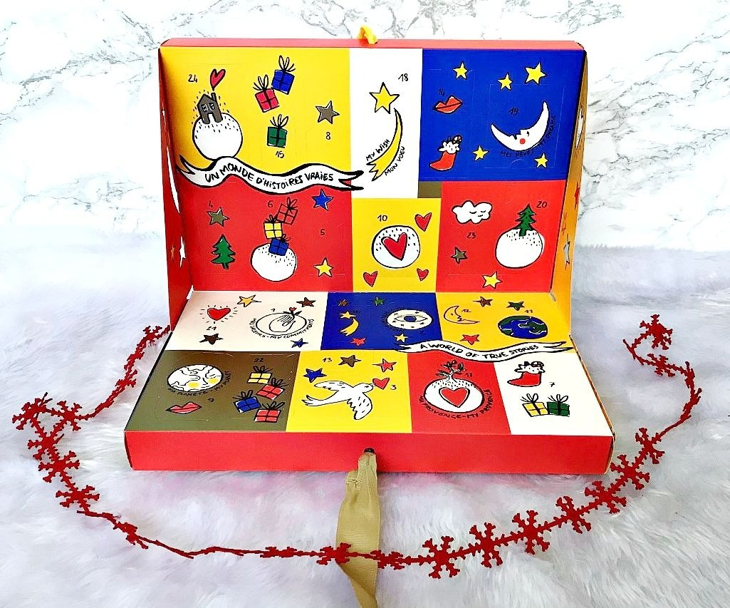 L'Occitane Classic Advent Calendar Review & Contents