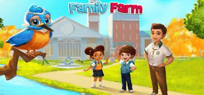 تحميل لعبة المزرعة السعيدة على الفيس بوك Happy Farm