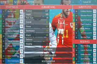 FTS 20 MOD UEFA EURO BEST 2020 2021