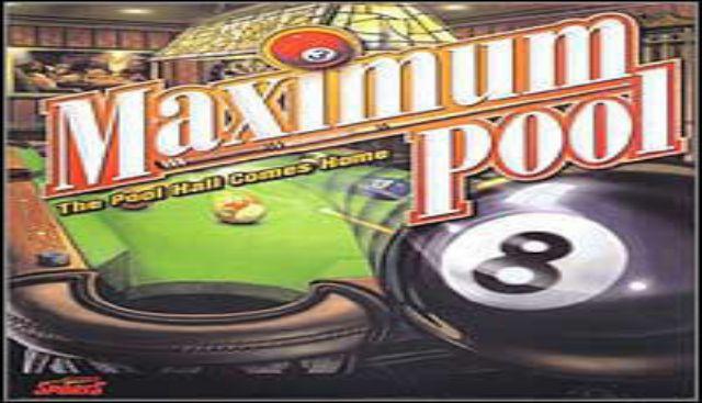 Maximum Pool PC Game Free Download