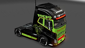 Volvo 2013 from Hell skin mod