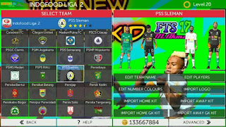 Download FTS Mod v2 By M Akmal Apk + Data
