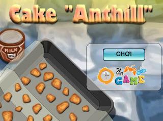 game làm bánh tổ kiến hay nhất