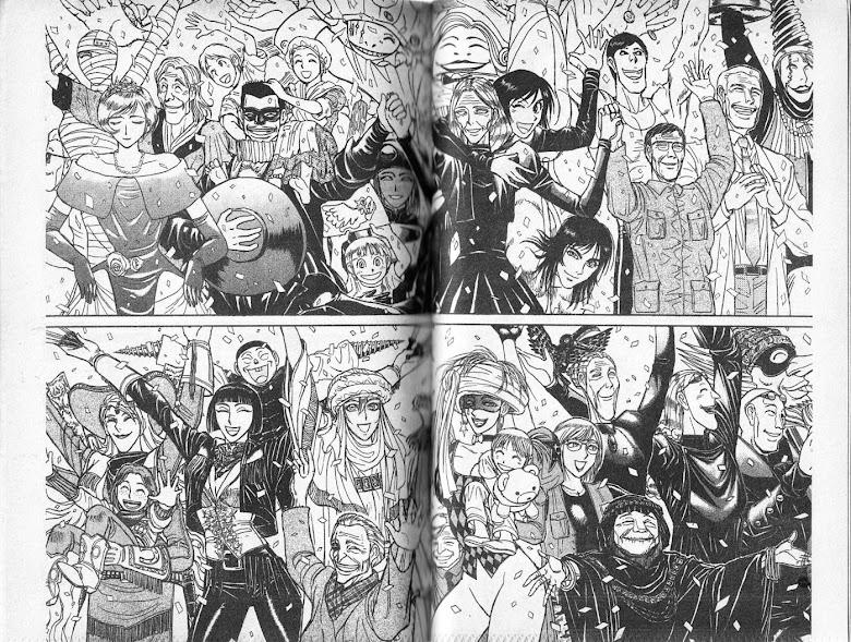 Karakuri Circus - หน้า 115