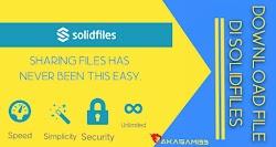 Cara Download File di Solidfiles Lewat Android dan Pc