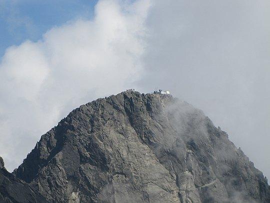 Łomnica (słow. Lomnický štít, niem. Lomnitzer Spitze, węg. Lomnici-csúcs, 2634 m n.p.m.)